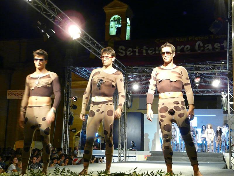 immagine sfilata Verona Models